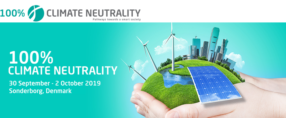 CITIES at the conference: 100% Climate Neutrality 30 September – 2 October 2019