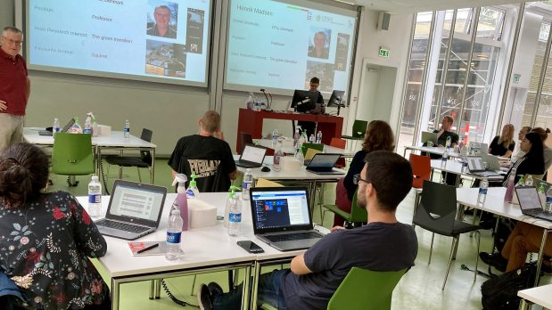 CITIES Summer School 2020 is running – with about 70 participants!