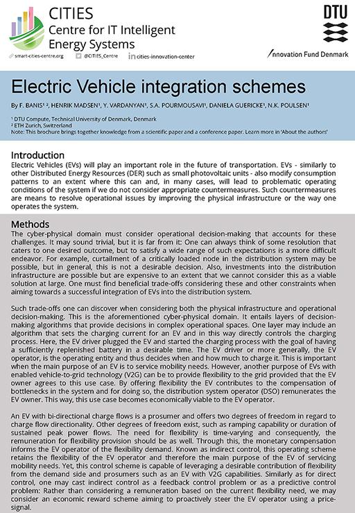WP5 Electric Vehicle integration schemes_aug2021